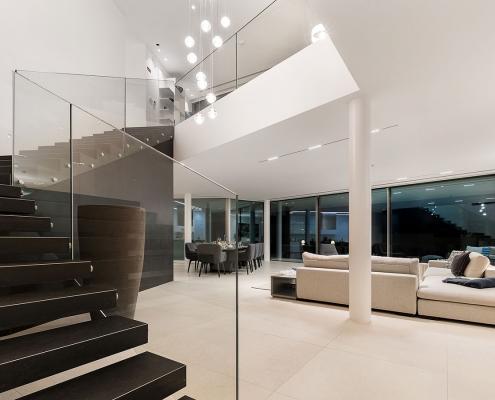 LUX MARE Casa L Living Area